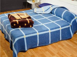 mantas fabricadas en España para el hogar tradicionales